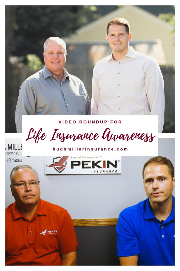 Hugh F Miller Insurance Agency Life Insurance Awareness Month Video Roundup.png