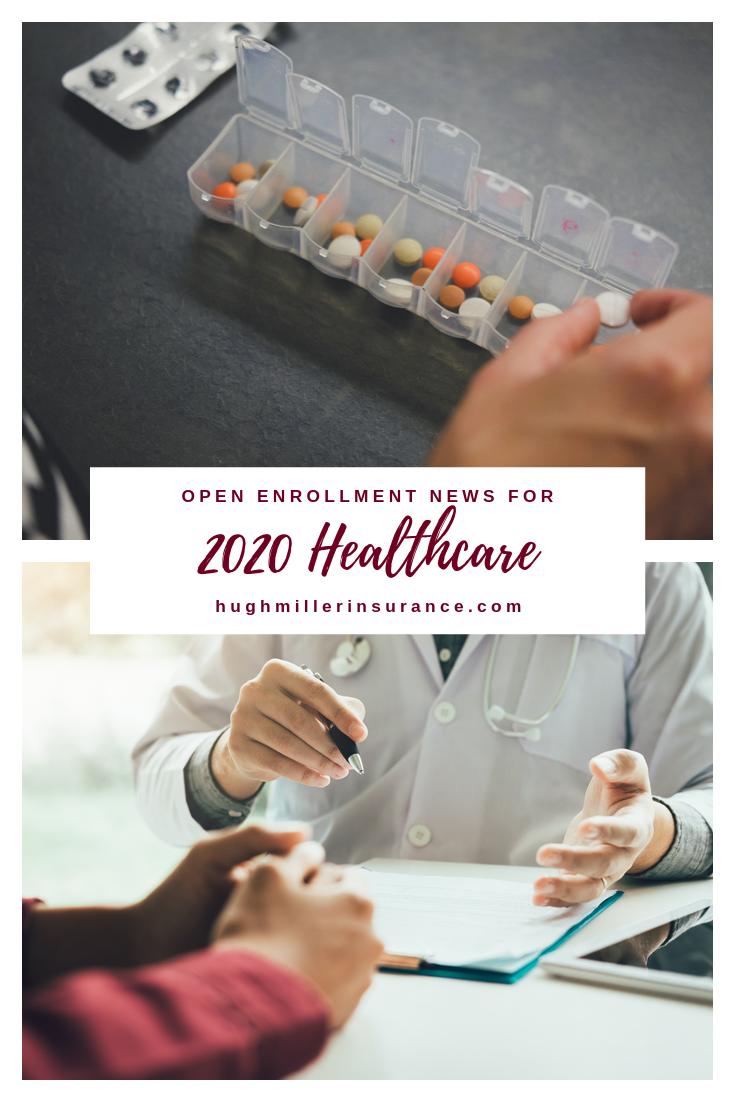 Hugh F Miller Insurance Agency Open Enrollment Health Insurance 2020.png