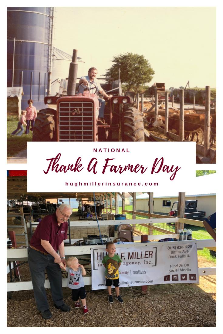 Hugh F Miller Insurance Agency Thank a Farmer Day.png