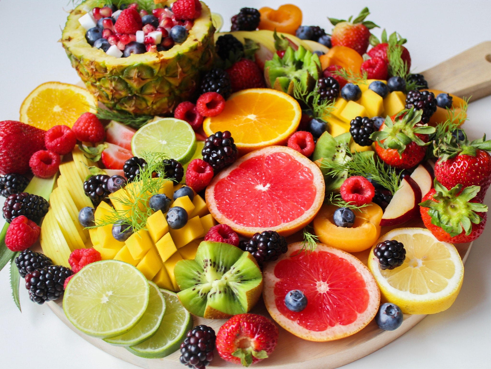 Fruit + LCHF = ?!?!?! -