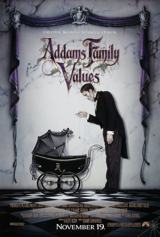 Addams Family Values (1993) - Music By Marc Shaiman