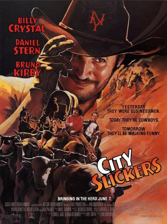 City Slickers (1991) - Music By Marc Shaimanconductor (uncredited) / orchestrator (uncredited) / score producer (uncredited)