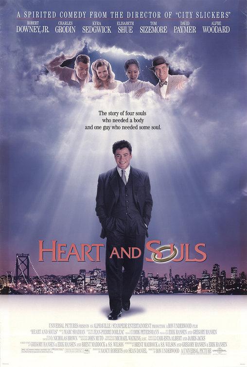 Heart and Souls (1993) - Music By Marc ShaimanPiano Accompanist