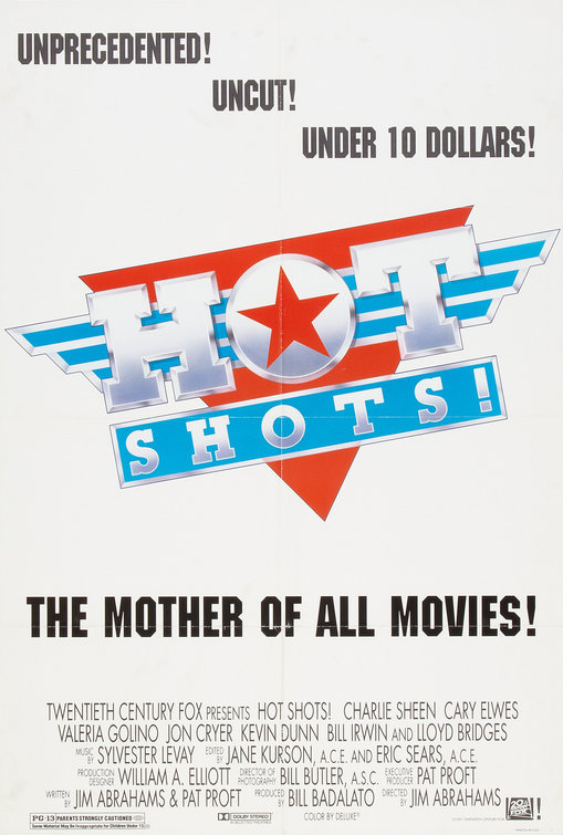 Hot Shots! (1991) - Piano Player