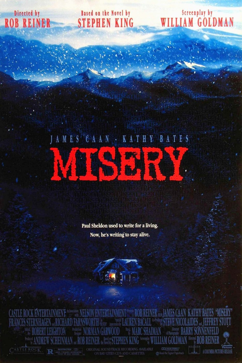 Misery (1990) - Music By Marc Shaiman