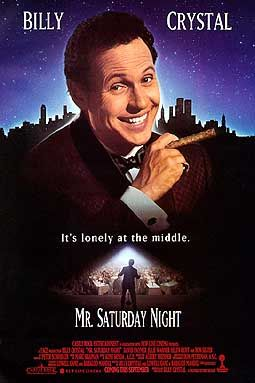 Mr. Saturday Night (1992) - Music By Marc ShaimanScore ProducerLucky Zindberg