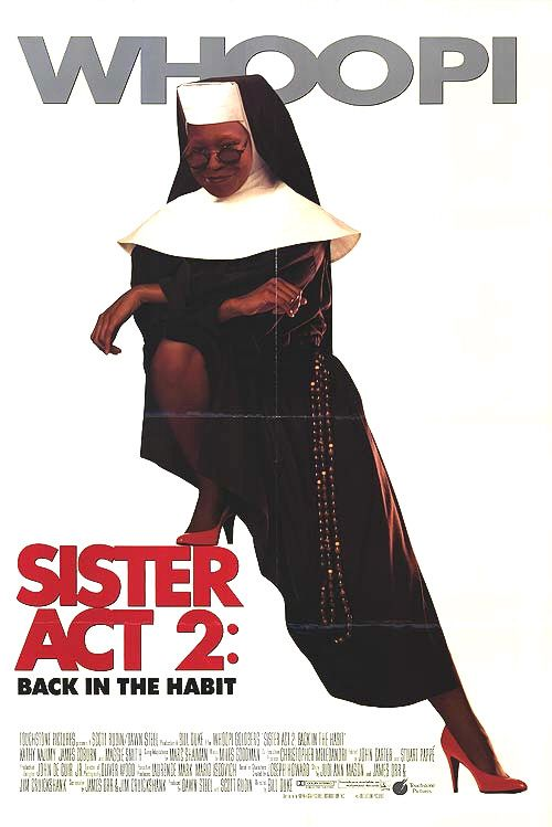 Sister Act 2: Back in the Habit (1993) - associate producermusic adaptor: songs / music supervisor