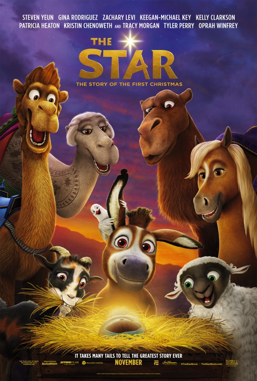 The Star (2017) - Trailer