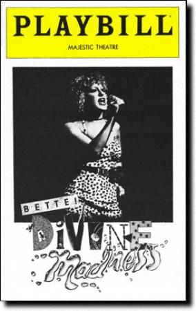 Bette! Divine Madness(Dec 05, 1979 - Jan 06, 1980) - 1979 BroadwayVocal arrangements by Marc Shaiman