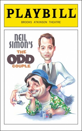 The Odd Couple(Oct 27, 2005 - Jun 04, 2006) - 1965 Broadway1985 Broadway2005 BroadwayMusic composed/co-arranged /co-orchestrated by Marc Shaiman