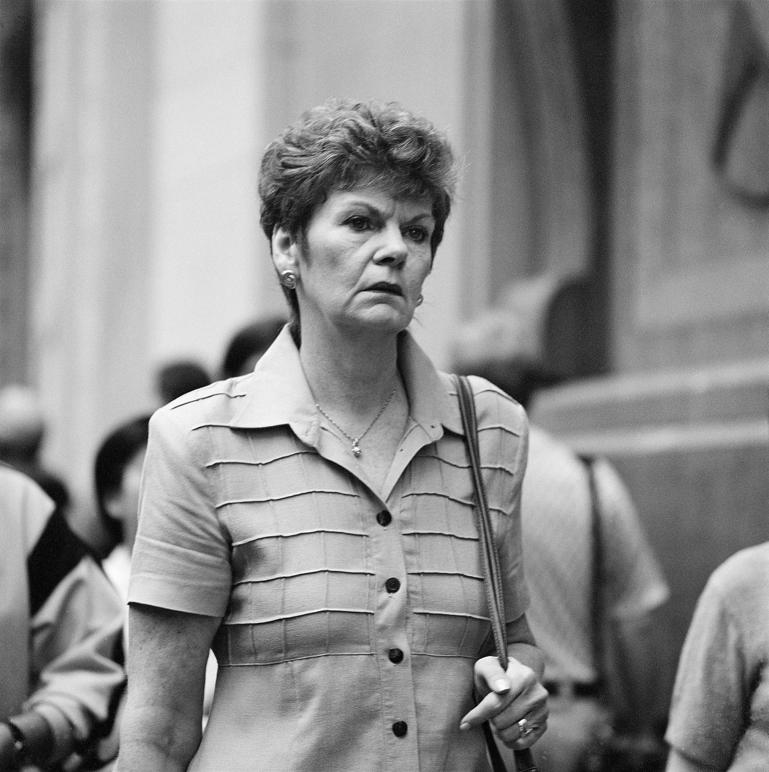 Financial worker ,Wall Street, July 1999