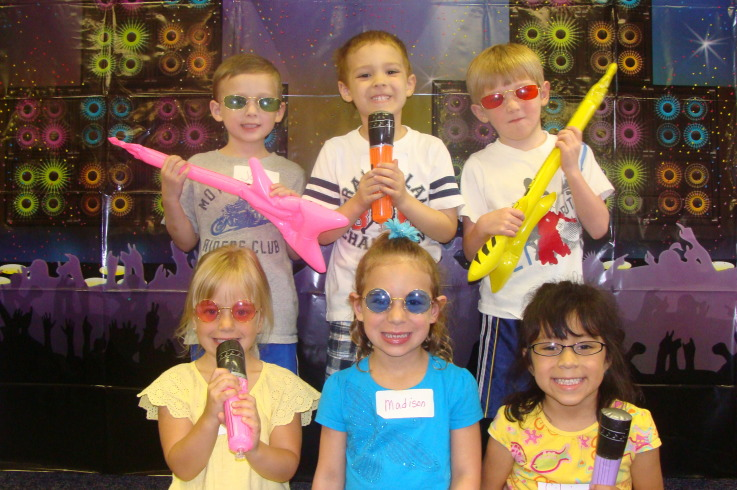 Songs kids can't stop singing - Award winning original music with high quality production.