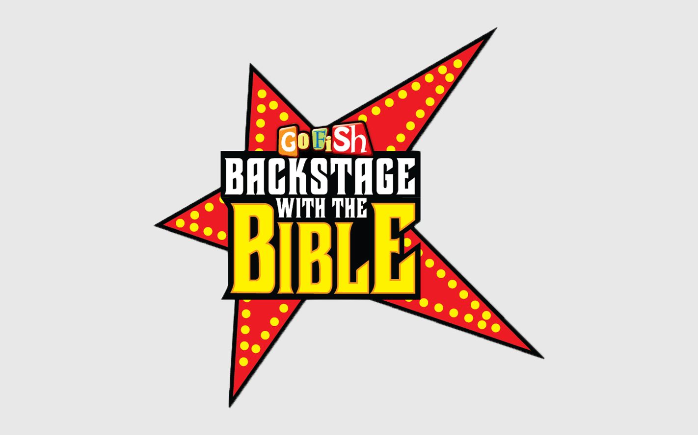 Backstage with the Bible - Learn more
