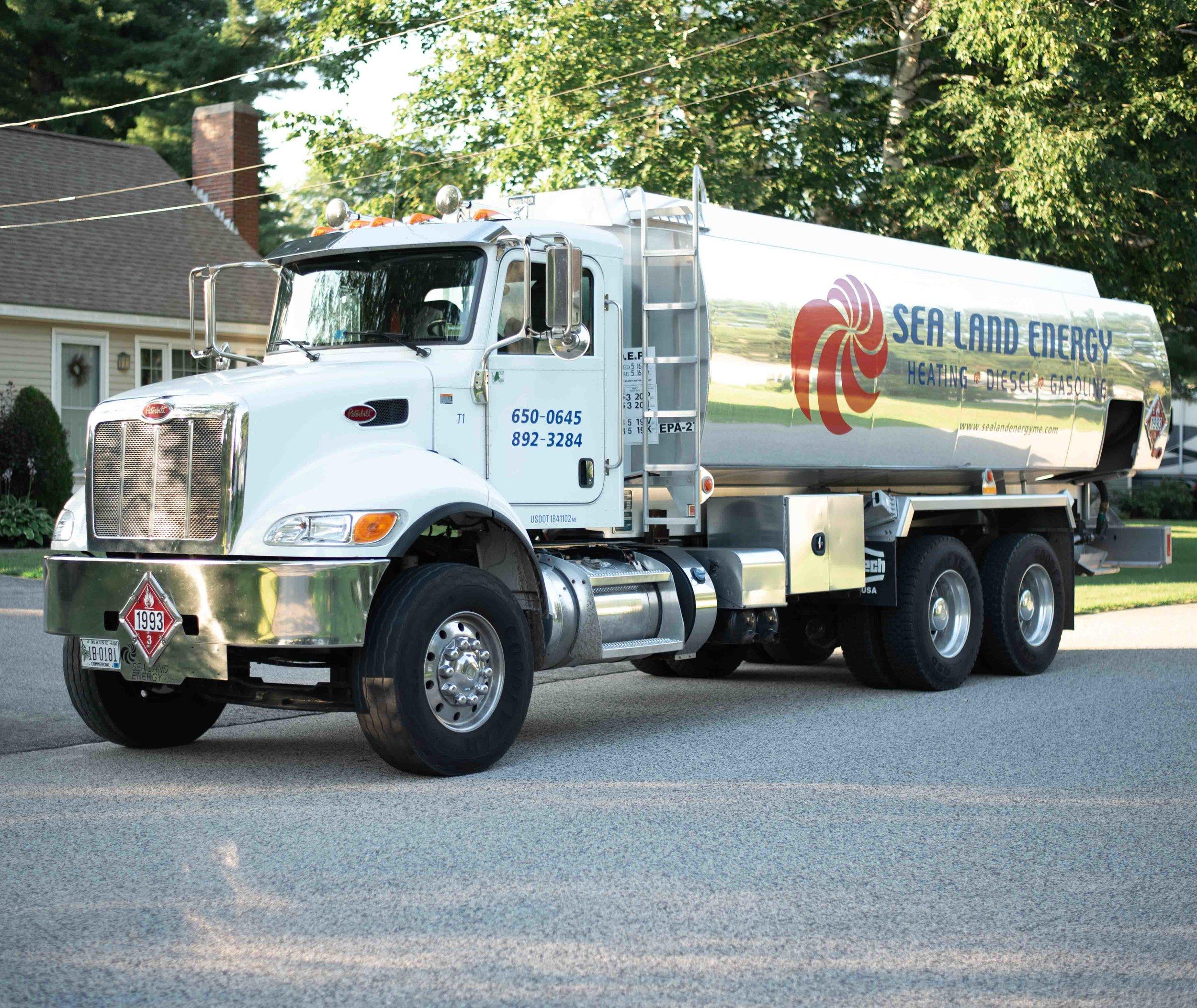 Sea Land Energy Truck