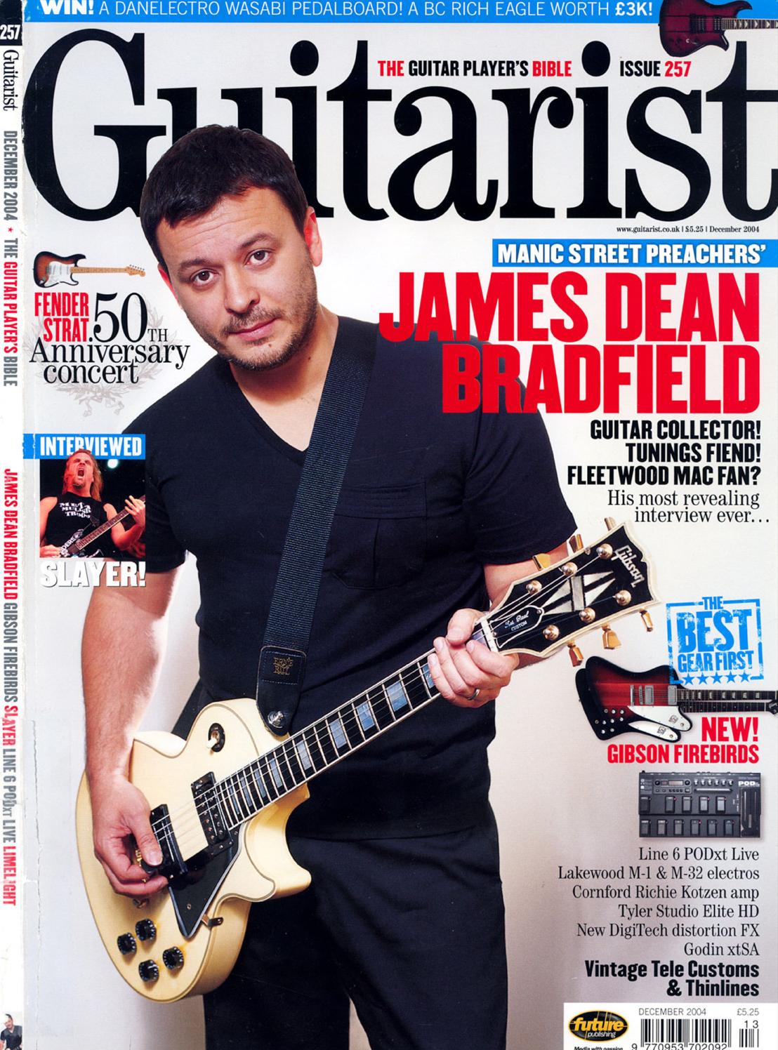 2004 Guitarist