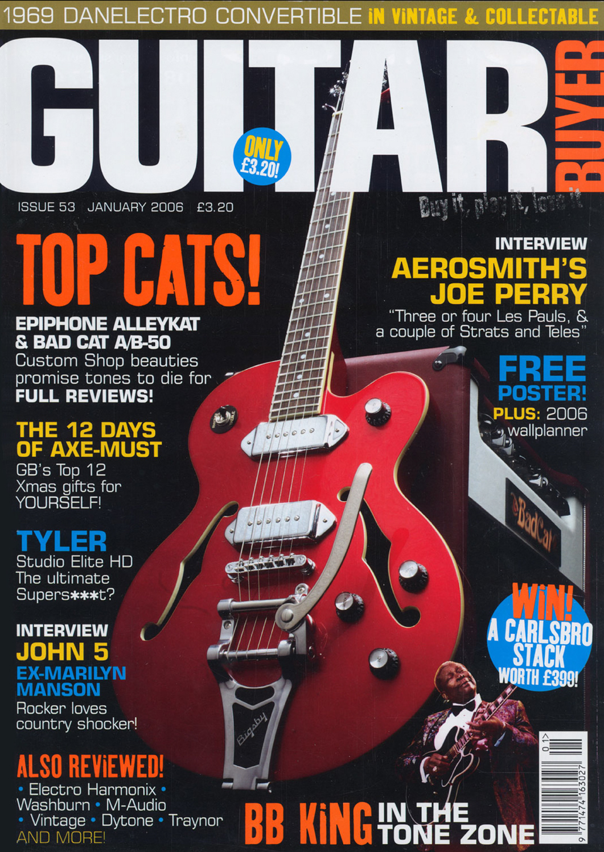 2006 Guitar Buyer