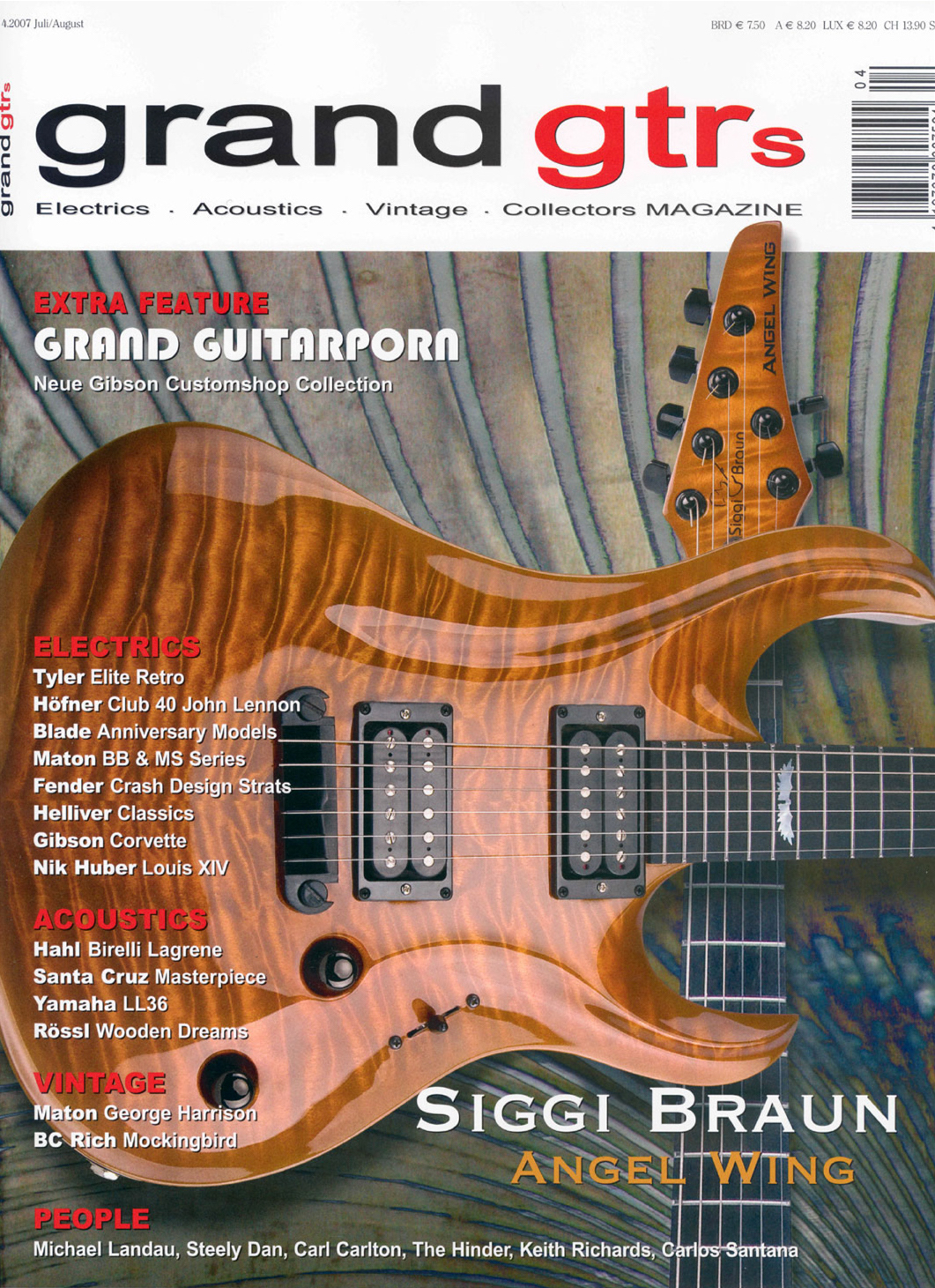 2007 Grand Guitars