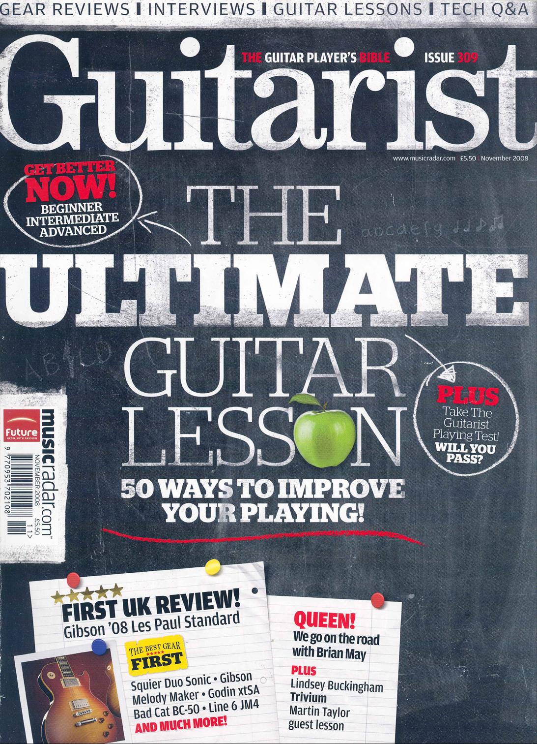 Copy of 2008 Guitarist