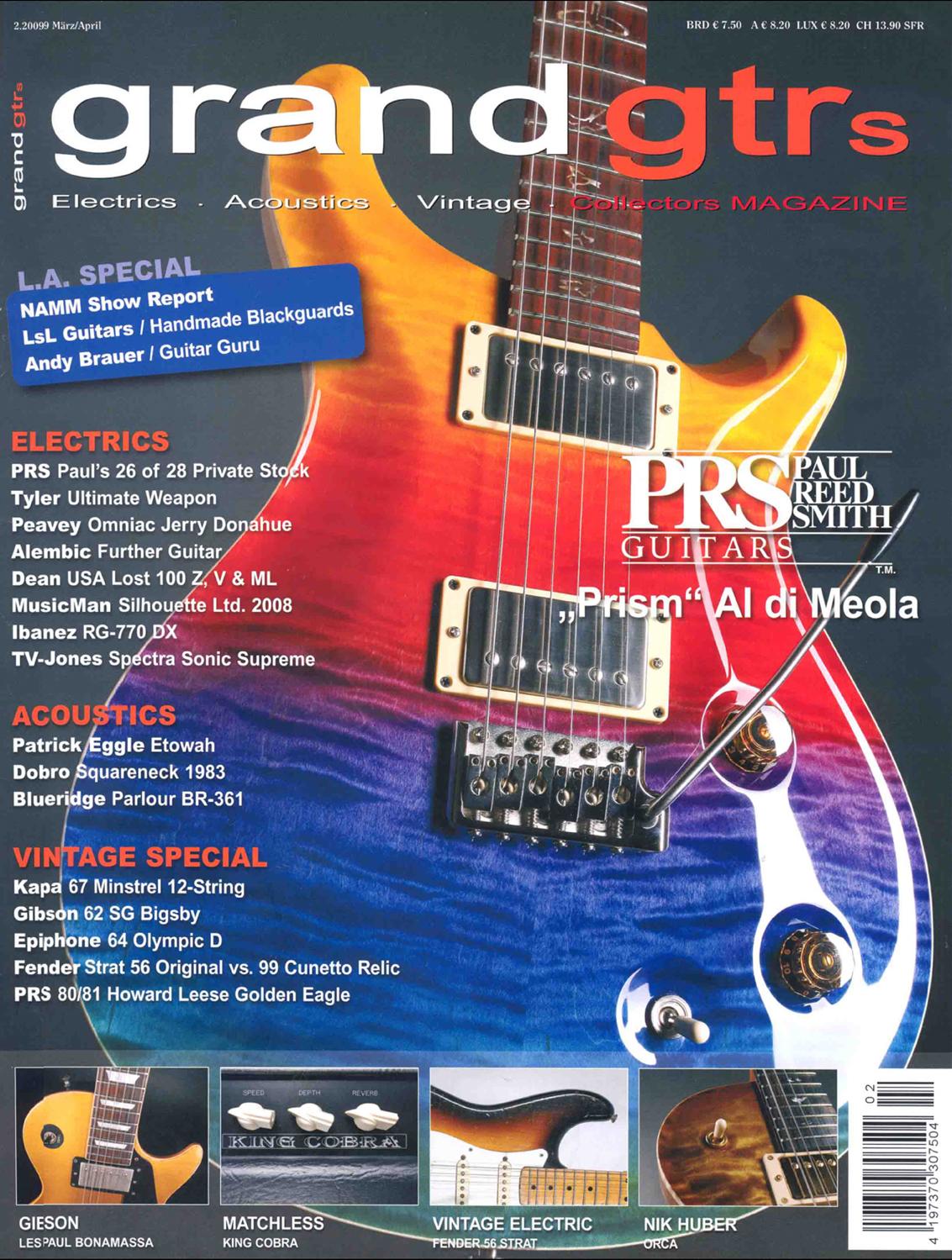 Copy of 2009 Grand Guitars