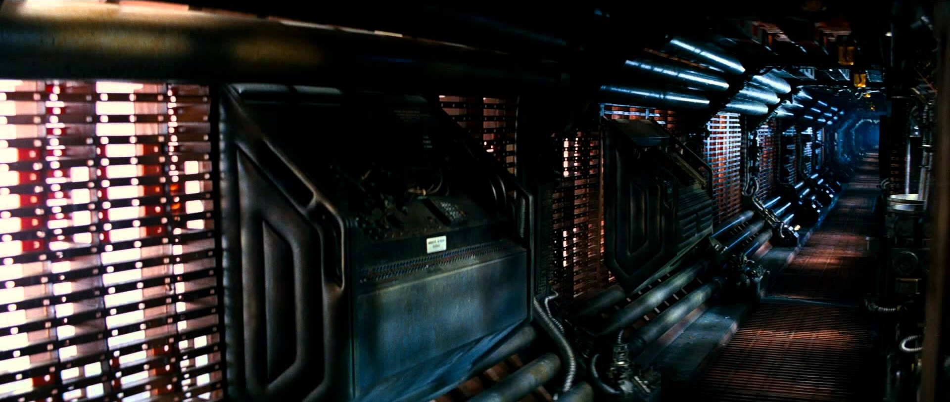 Alien, dir. Ridley Scott (1979). The film that started it all for me.