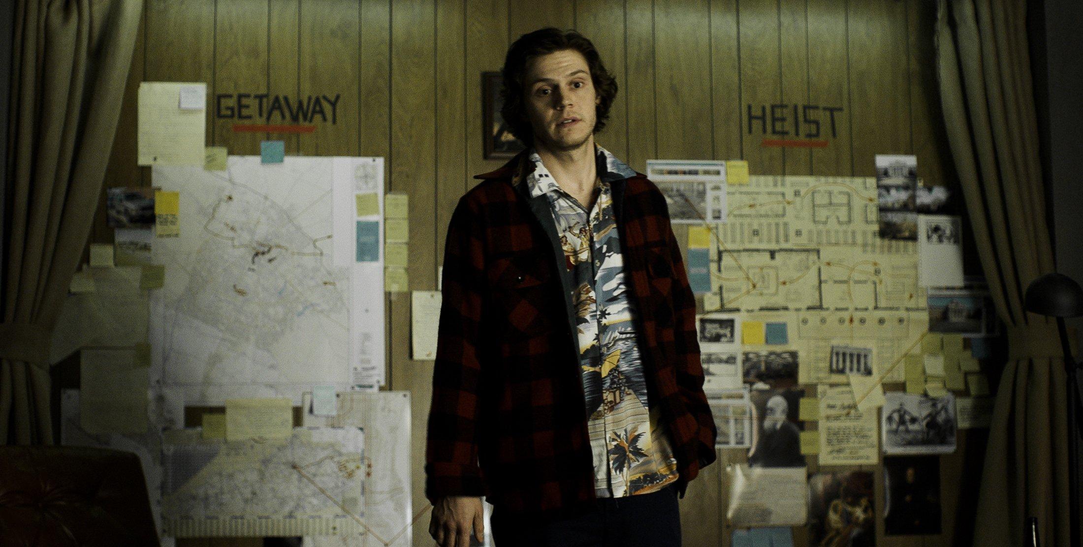 Evan Peters as Warren Lipka | The Orchard