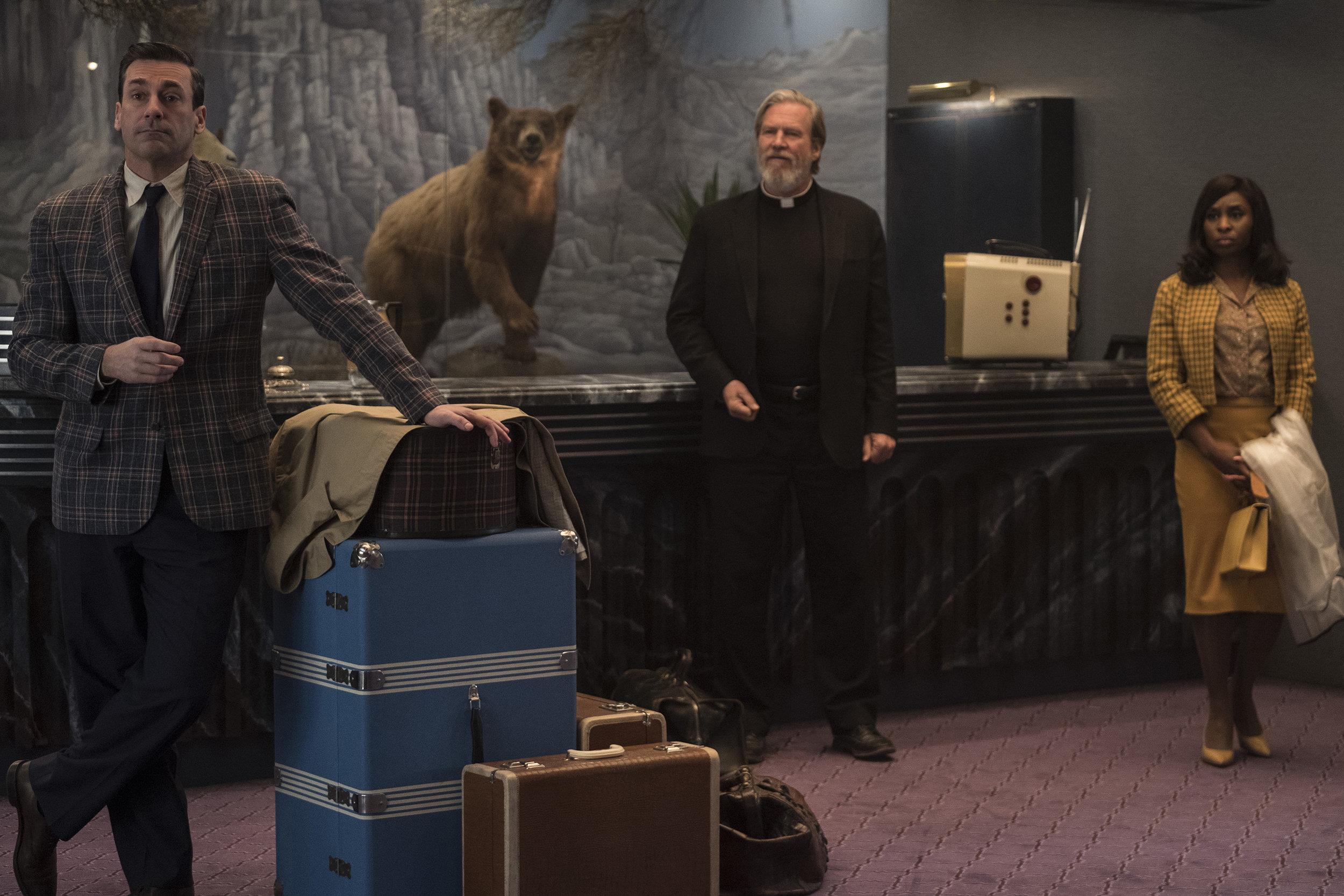 Jon Hamm, Jeff Bridges, and Cynthia Erivo | 20th Century Fox