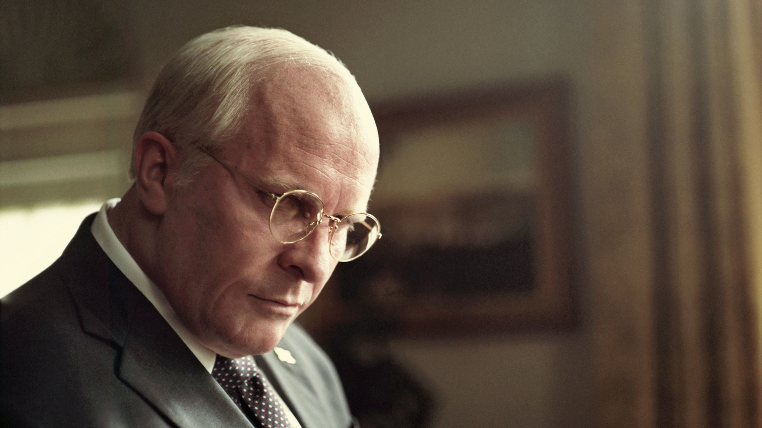 Christian Bale in  Vice  | Annapurna Pictures