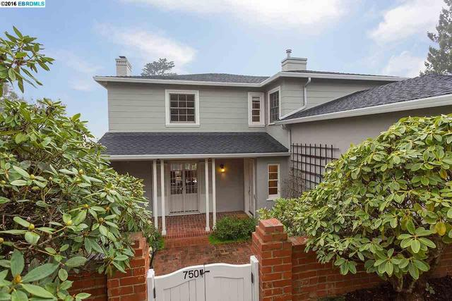 750 Hilldale Avenue Berkeley