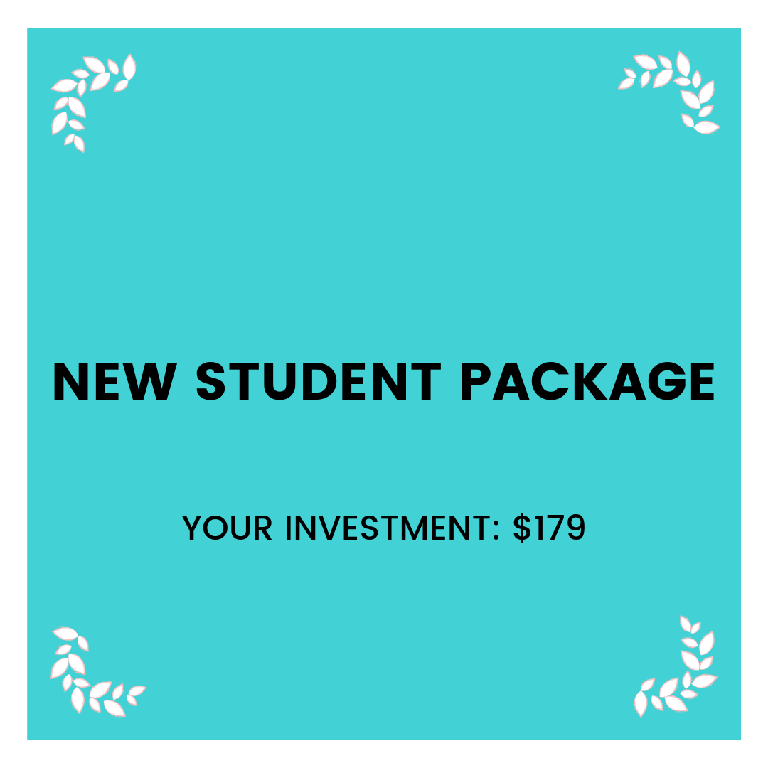 Three 45 min Sessions   Hassle free scheduling & billing     Your Investment:  $179