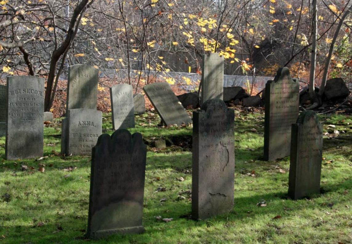 Gedney Cemetery (1722-1942)