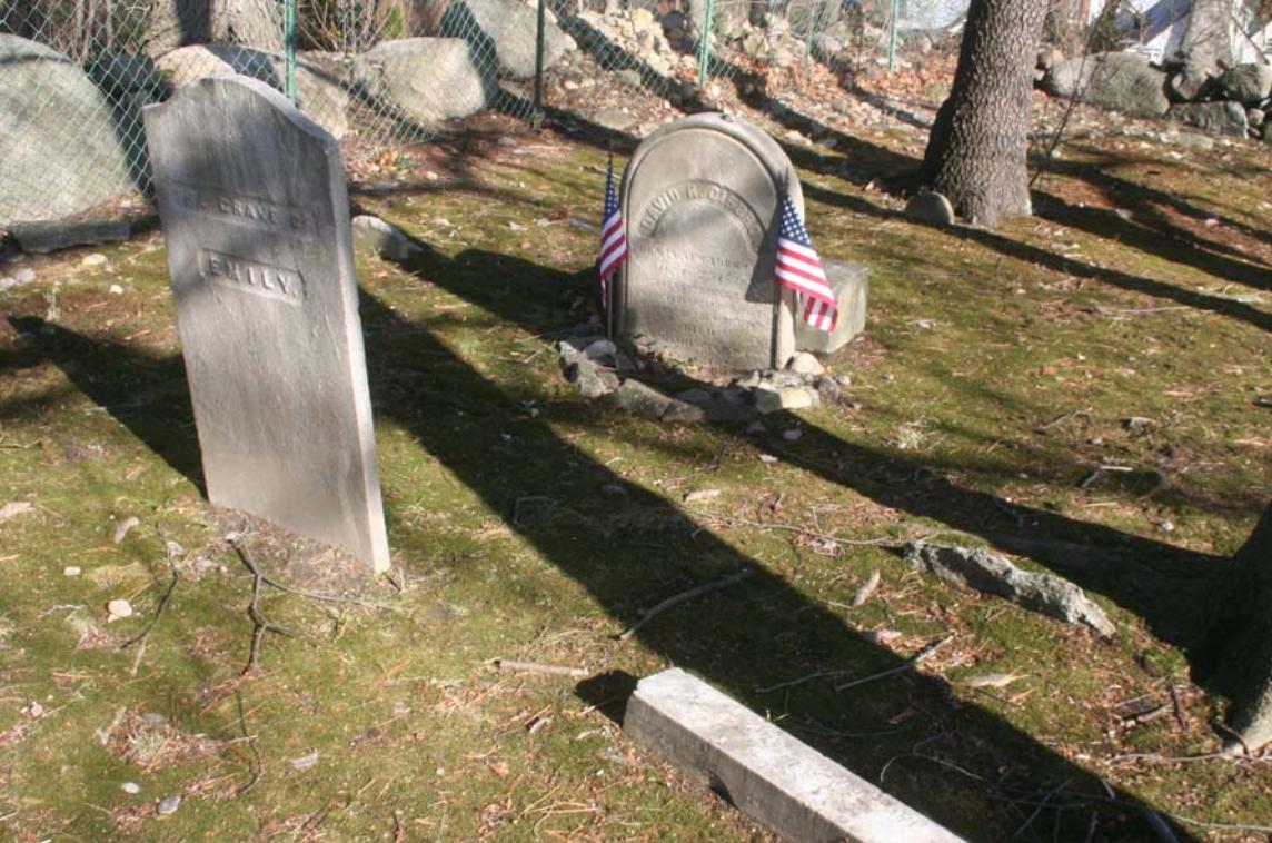 Disbrow Cemetery (1811-1877)