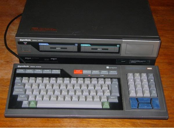 MSX - Gradiente Expert (Foto: Reprodução/ Wikipedia )