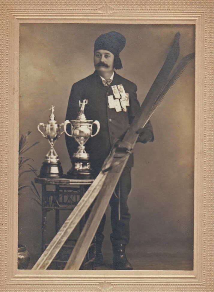 Olaus and Ski Trophies