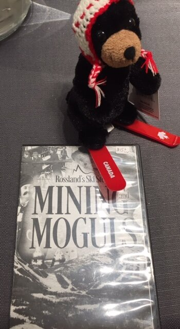 July- A Book Made into A Movie - As none of our publications have been turned into films just yet, Emily selected our Mining & Moguls film that stemmed from a lot of the research that was used to develop our collection of books!