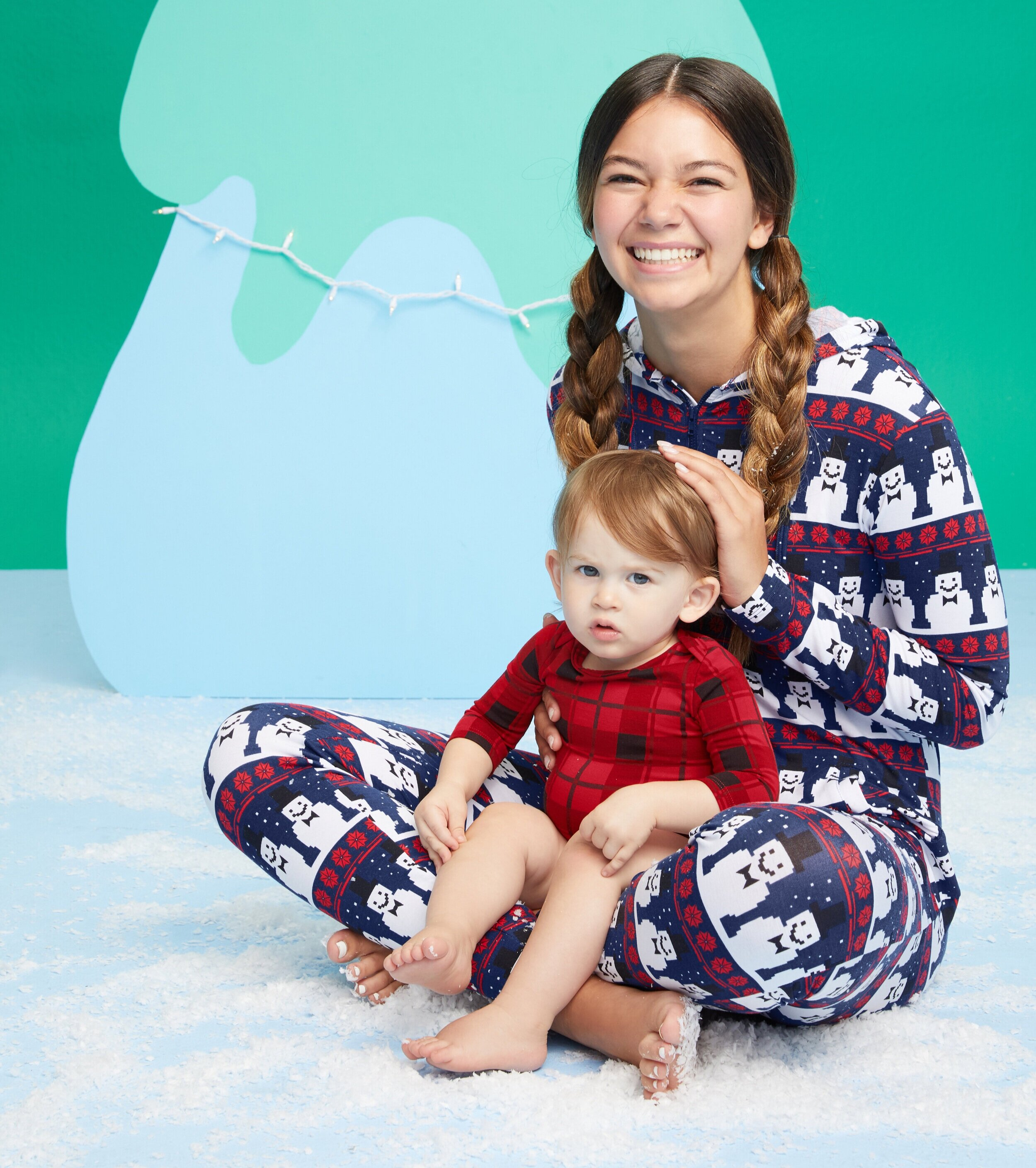 Gifts for the Fam - And we mean the whole fam, including babies. We now have a Baby Bodysuit available for all the tiny humans in your life. We decided the best gift ever is the gift of matching, so get your whole fam in on the fun by looking adorably soft and matchy all at once.