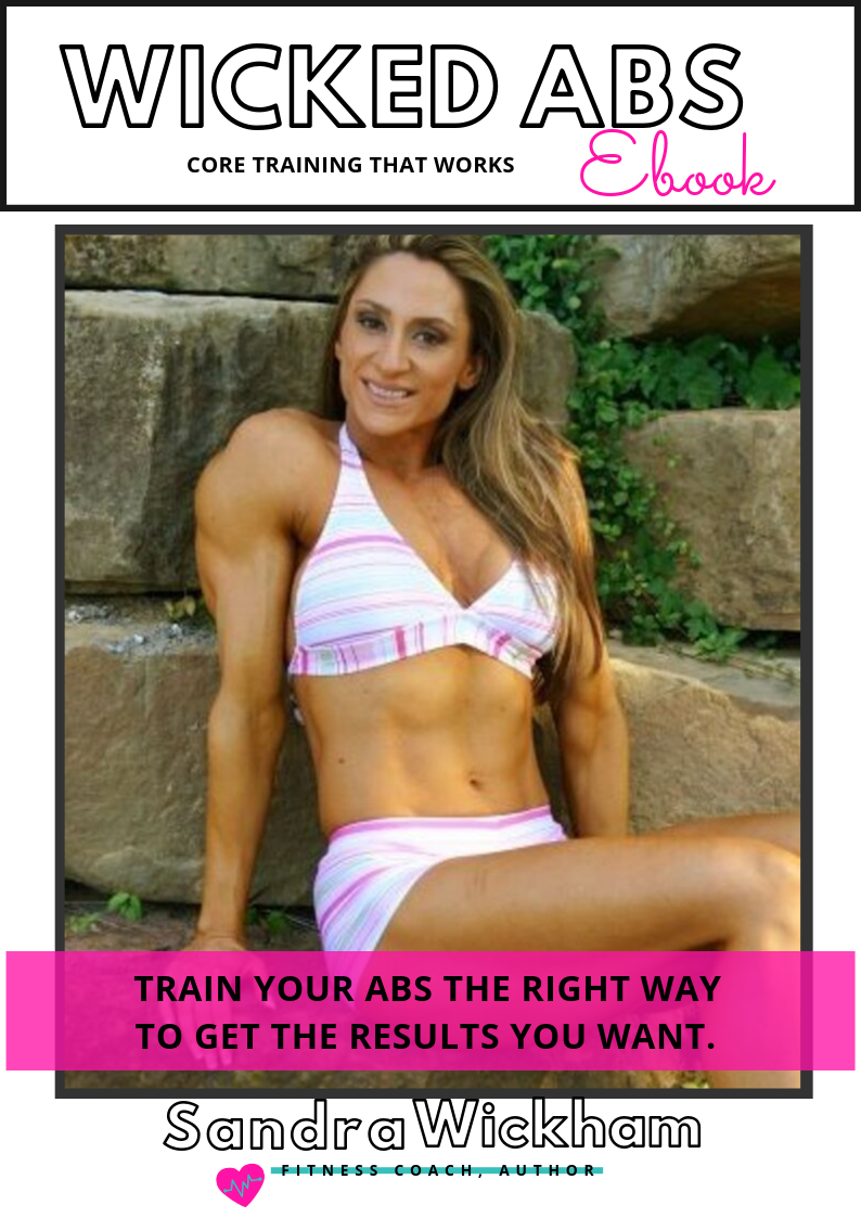 Strengthen and Redefine Your Core! - This manual takes the guesswork out of training your abs!