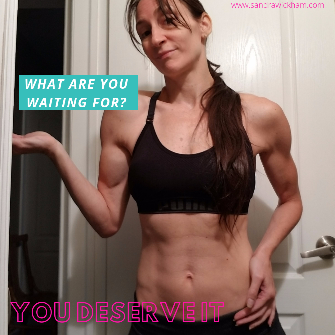 CLICK HERE - To take our health and fitness journey together!