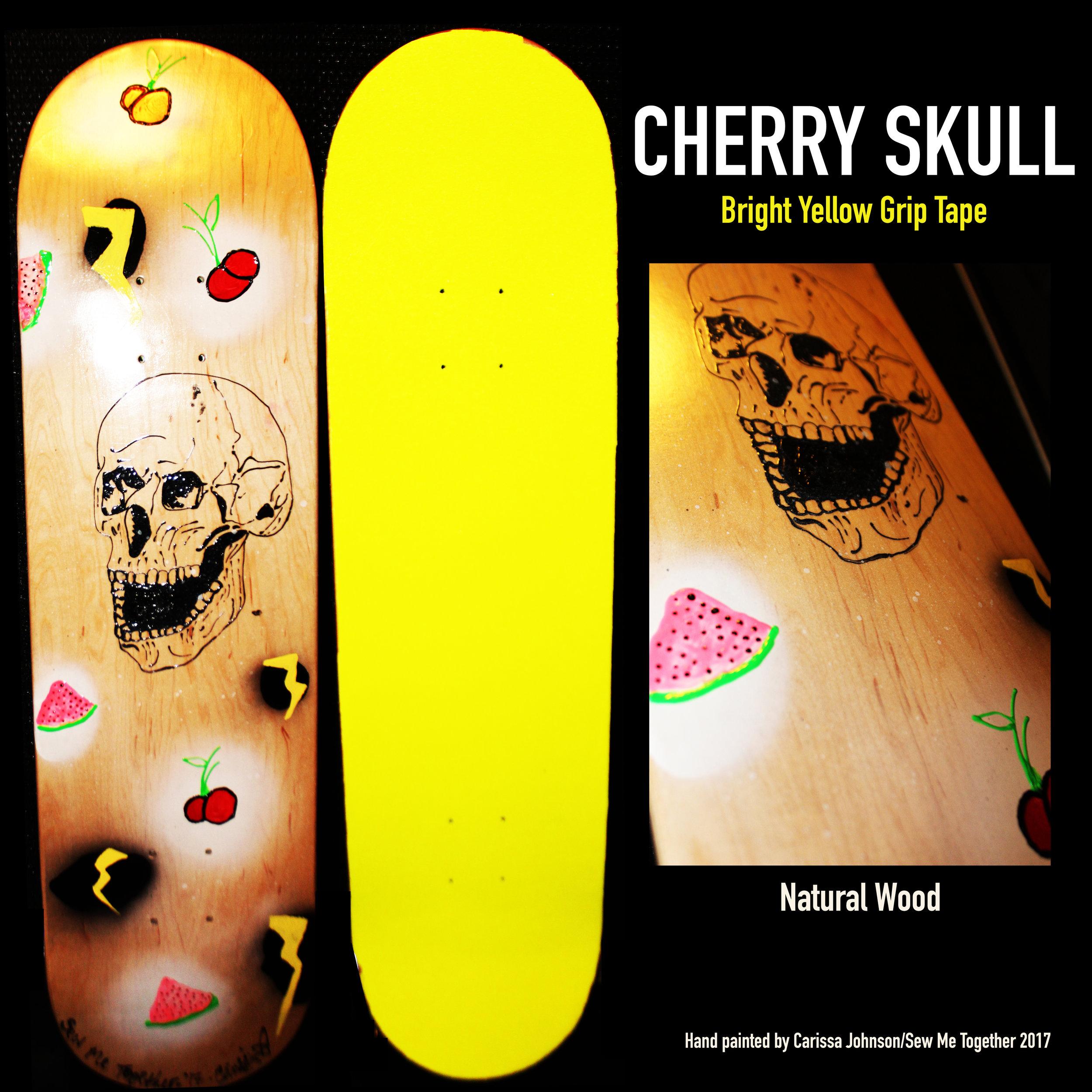 Cherry Skull