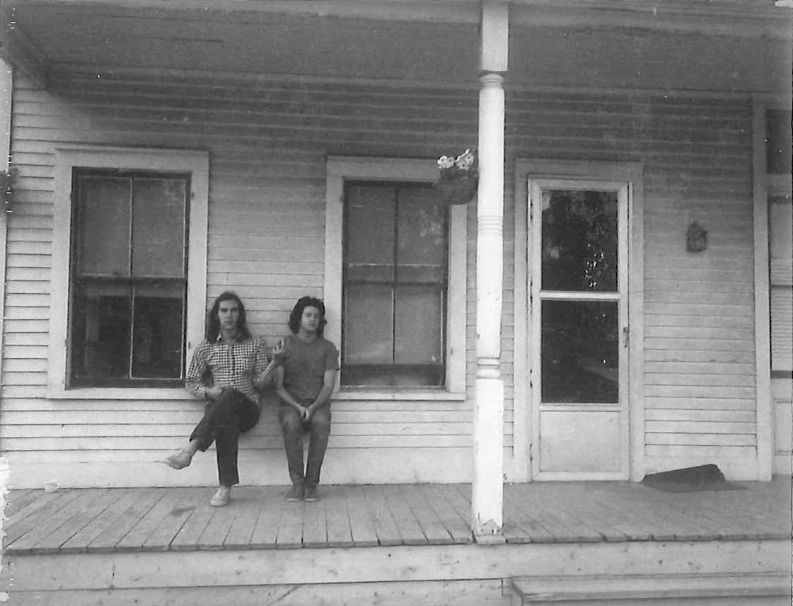 Kevin Doyle_RD porch of BENNINGTON 1975.jpg