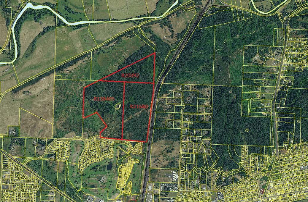 R1 residential zone 3.14 homes per acre in three lots