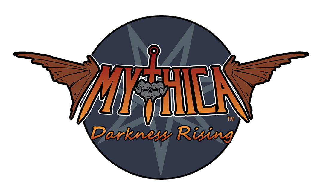 Mythica: Darkness Rising collects the first 6 issues of Mythica, a sexy, action-packed thriller about demon hunting during World War 1. A Scottish soldier, a sultry super spy, and a host of other characters fight for their lives as they discover that demons and vampires are real and trying to kill them. Will they survive? - only one way to find out !