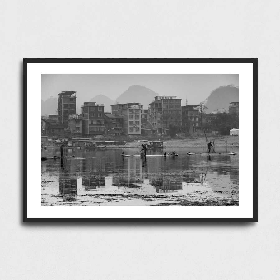 Guilin - Guilin, Guangxi Province, China3 Sizes:• 10x8/254x204mm• 20x16/508x407mm• 48x36/1219x914mmSupplied unframedFrom £56 to £267