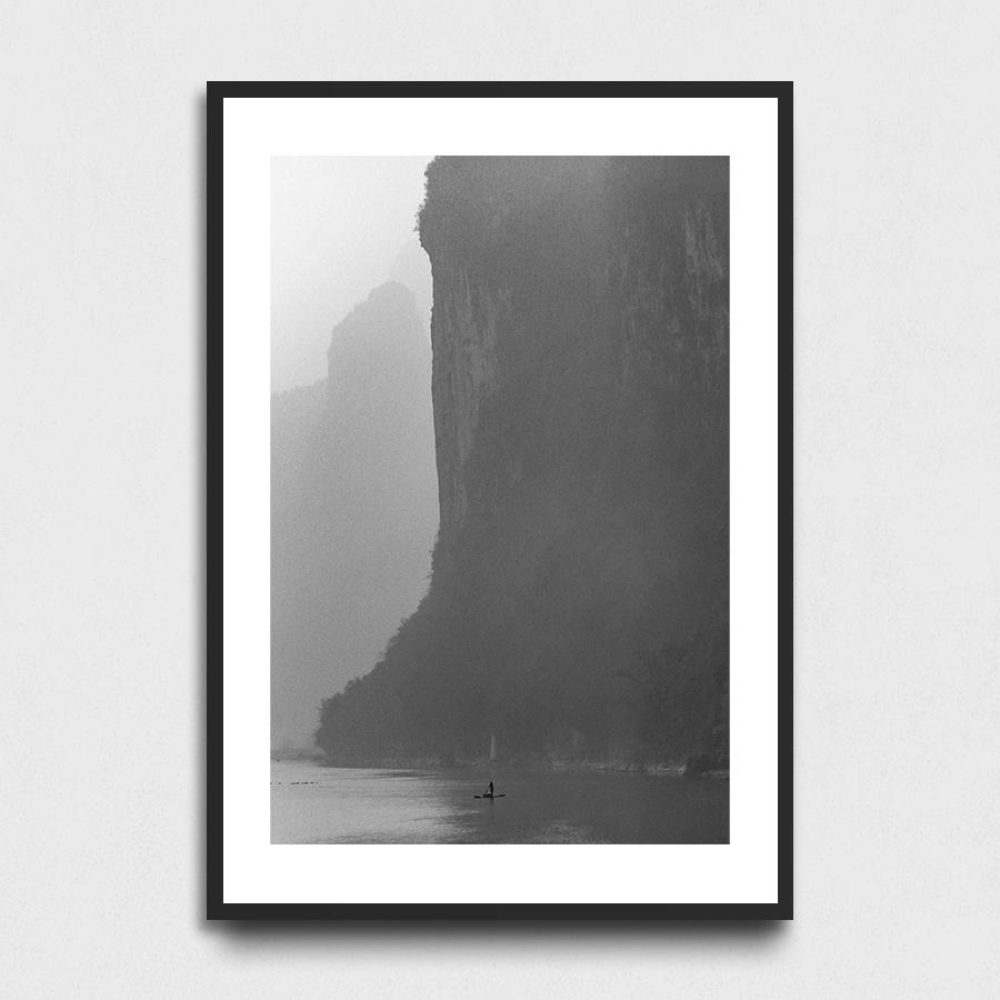 Li river - Guilin, Guangxi province, China3 Sizes:• 10x8/254x204mm• 20x16/508x407mm• 48x36/1219x914mmSupplied unframedFrom £56 to £267