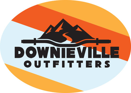 Welcome To Downieville Outers on