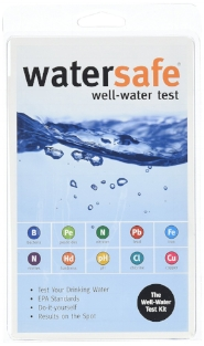 Home, City, and Well Water Testing Kits