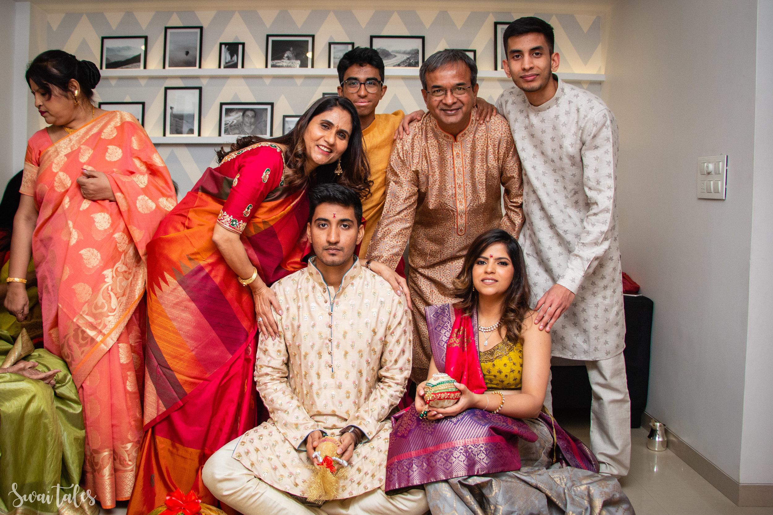 Sharmila & Sagar — swai tales