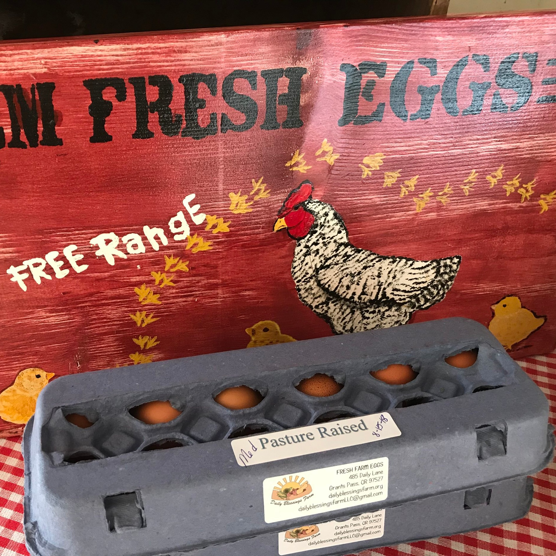 Poultry - Eggs