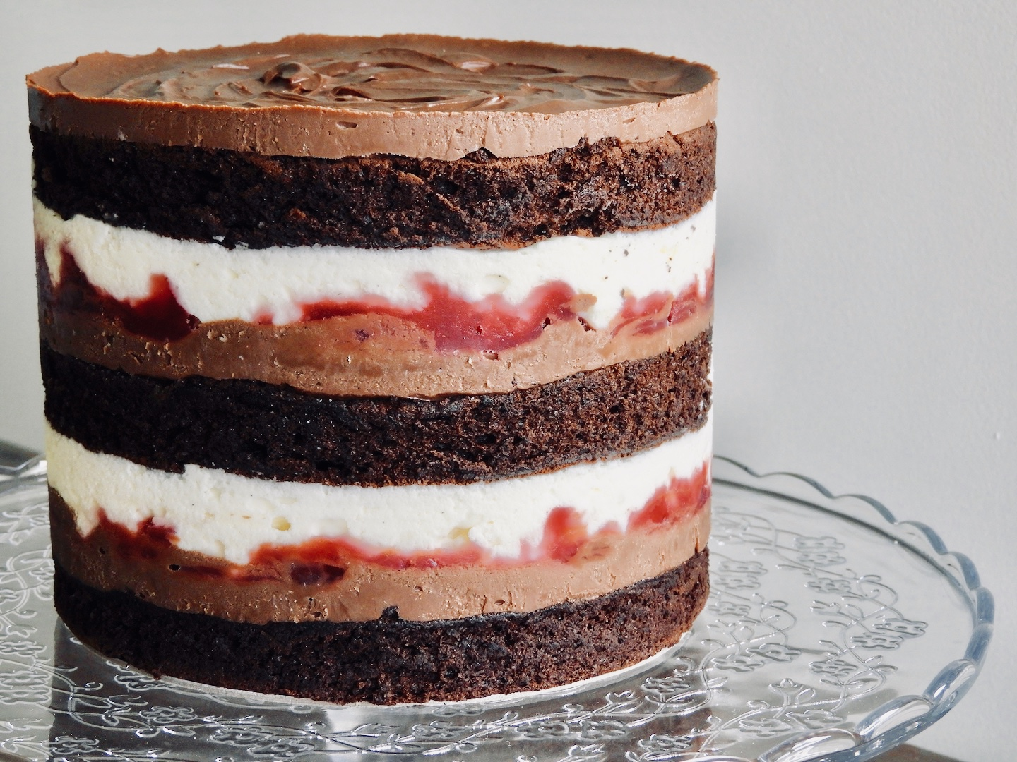 Layer cakes - For special occasions or an indulgent treat.Available in two sizes,16cm and 24cm.