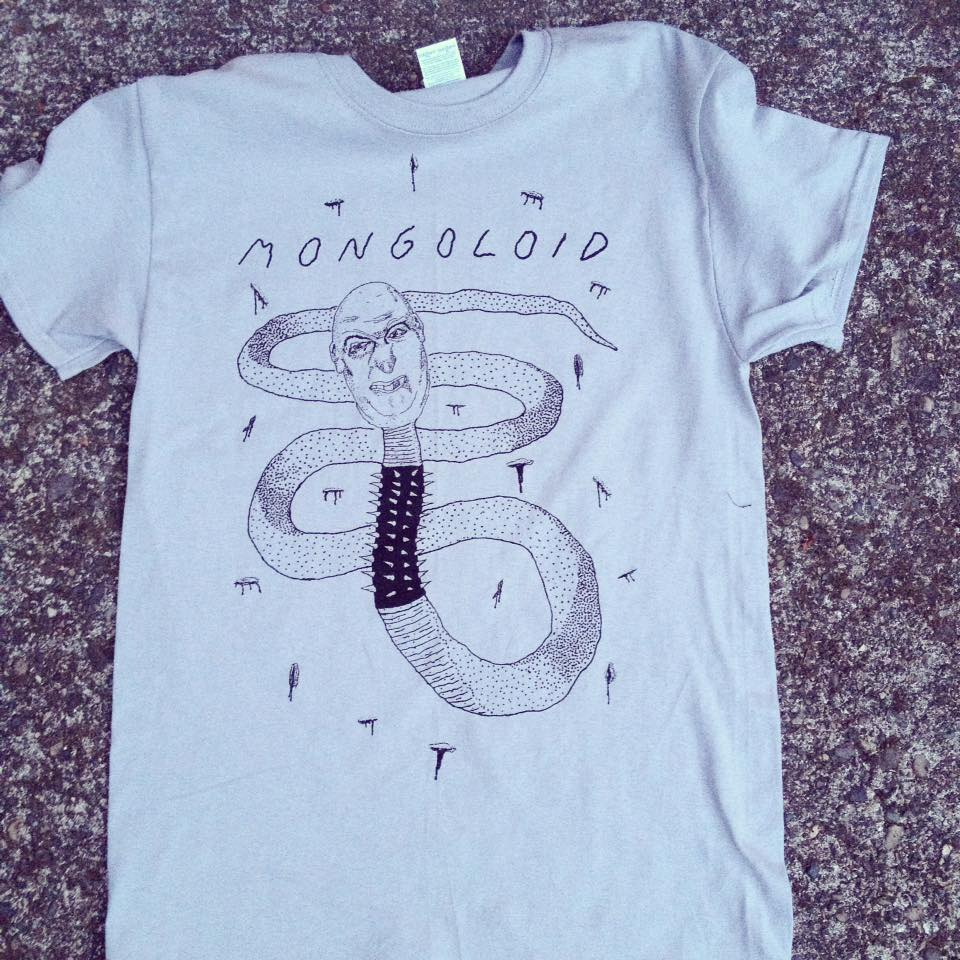 1-color print for Mongoloid (PDX)