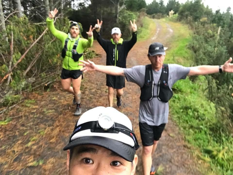 What is Dirt Church? - Dirt Church is the self-proclaimed name of a group of runners who hit the trails at Riverhead Forest, north west of Auckland, NZ. Founding members were Matt, Gene Andrews, Tom Igusa, Simon Waller, Dave Jack, and Eugene. But now, most weekends, you'll find them and a bunch more in the dirt, giving thanks to the running gods by bombing down hills, slogging up climbs, talking lots of crap, laughing, and planning how to convert more shoe soles to the muddy delights of trail running. Hallelujah!